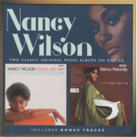Album Today - My Way / Nancy - Naturally by Nancy Wilson