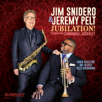 Album Jubilation! by Jim Snidero