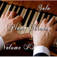 Album Solo Piano, Volume 2 by Andy Wasserman