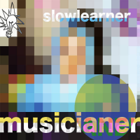 Album Slow Learner by Josh Sinton