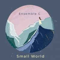 Small World by Claire Cope