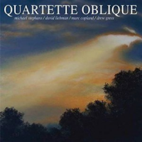 Album Quartette Oblique by Michael Stephans