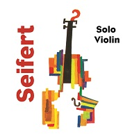 Album Solo Violin by Zbigniew Seifert