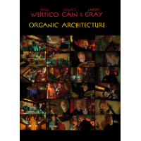 ORGANIC ARCHITECTURE by Paul Wertico