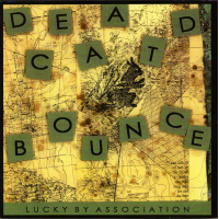 Album Lucky By Association - Dead Cat Bounce by Matthew Steckler