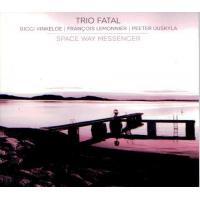 Album Space Way Messenger by Biggi Vinkeloe