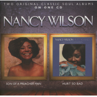 Album Son Of A Preacher Man / Hurt So Bad by Nancy Wilson