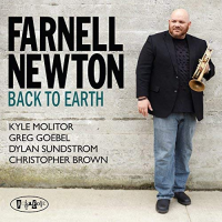 Album Back To Earth by Farnell Newton