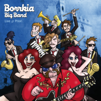 Borrkia Big Band - Live @ Priori