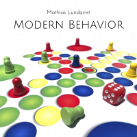 Album Modern Behavior by Mathias Lundqvist