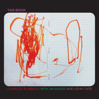 Album Tag Book by Charles Rumback