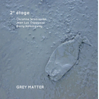 Album Grey Matter by Gerry Hemingway