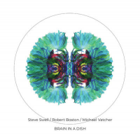 Steve Swell / Robert Boston / Michael Vatcher: Brain In A Dish