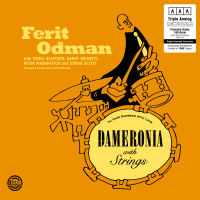 Album Dameronia With Strings by Ferit Odman