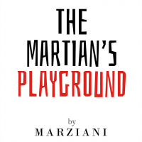"Read ""The Martian's Playground"" reviewed by Geno Thackara"