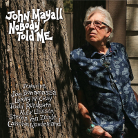 Album Nobody Told Me by John Mayall