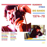 "Read ""Runswick Hymas Big Bands 1974-78"" reviewed by Roger Farbey"