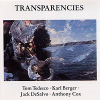 Album Transparencies by Jack DeSalvo