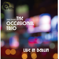 Album The Occasional Trio Live In Berlin by Simon Vincent