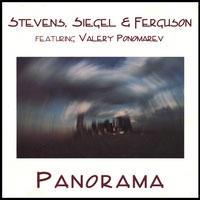 """Album Stevens, Siegel & Ferguson Trio """"Panorama"""" by Michael Jefry Stevens"""
