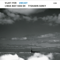 Album Uneasy by Vijay Iyer