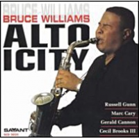 Album Altoicity by Bruce Williams