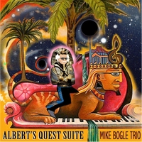 Album Albert's Quest Suite by Mike Bogle