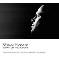 Album Gregor Huebner / New York NRG Quartet by Gregor Huebner