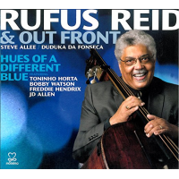 Album Hues of a Different Blue by Rufus Reid