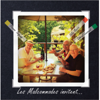 Album Les Malcommodes invitent ... by Félix Stüssi