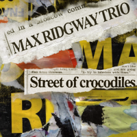 Album Street of Crocodiles by Max Ridgway