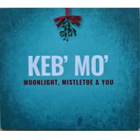 Moonlight, Mistletoe & You by Keb' Mo'