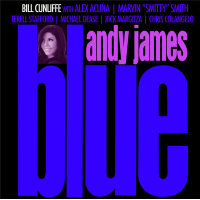 Album Blue by Andy James