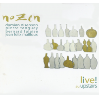 Album noZen live! au Upstairs by Damian Nisenson