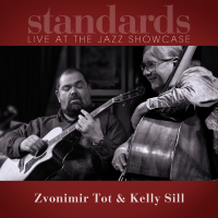 Album Standards Live at the Jazz Showcase by Zvonimir Tot