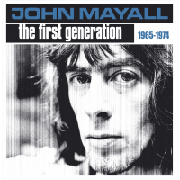 "Read ""The First Generation 1965-1974"" reviewed by John Kelman"