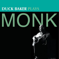 Album Duck Baker Plays Monk by Duck Baker