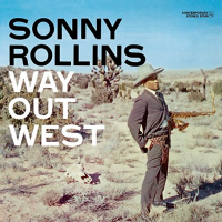 Album Way Out West by Sonny Rollins
