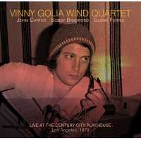 Vinny Golia Wind Quartet: Live At The  Century City Playhouse – Los Angeles, 1979