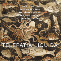 "Read ""Telepatia Liquida"" reviewed by Glenn Astarita"