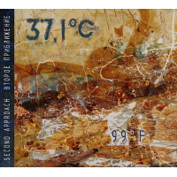 Album 37,1°C by The Second Approach Trio
