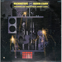 Machinations by Marvin Stamm