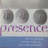 Presence by Bruno Raberg