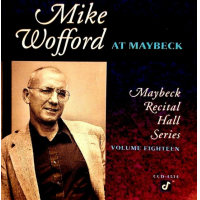 Album Live at Maybeck Recital Hall, Vol. 18 by Mike Wofford