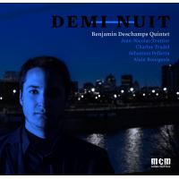 Album Demi-Nuit by Benjamin Deschamps