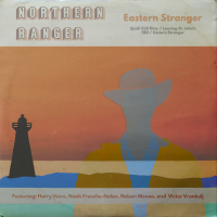 Album Eastern Stranger by Harry Vetro