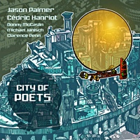 Album City Of Poets by Jason Palmer