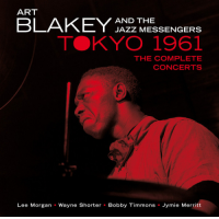 Videos: Art Blakey Tour, the '60s