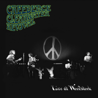 Album Live At Woodstock by Creedence Clearwater Revival