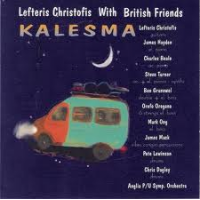 Album Kalesma -Lefteris Christofis with British Friends by Lefteris Christofis